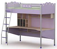 Кровать+стол Si-16-1 Silvia
