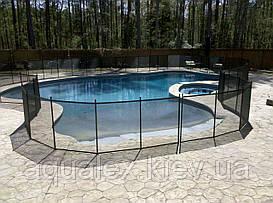 Ограждение (забор) для бассейна В 1,2м Ш 4,55м
