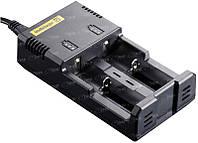 Зарядное устройство Nitecore I2 + 12V авто. адаптер