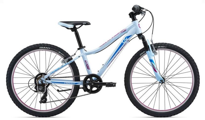 """Подростковый велосипед Giant Liv ENCHANT 2 24 light-blue 24"""" (GT)"""