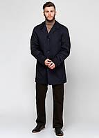 Плащ мужской TOMMY HILFIGER цвет темно-синий размер 52 арт TT87893612