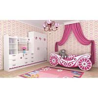 Кровать машинка Карета