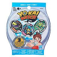 Медали Hasbro Yow Yo-kai Watch 3 шт B5944