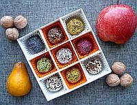 О нас пишут! - Дегустация: сыроедческие конфеты из фруктовой пастилы.