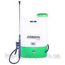 Аккумуляторный опрыскиватель Foresta BS-18, фото 3