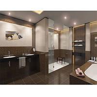 Плитка Golden Tile Bali коричневая 250x400 мм