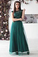 Платье нарядное длинное в расцветках 24451, фото 1