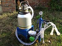 Аппарат мехдойка для коз