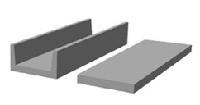 Лоток теплотрасс Л 14-8 (3м)