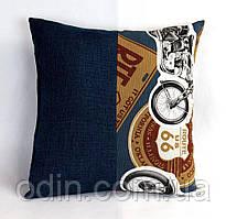 Декоративна подушка Лонета Мото
