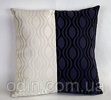 Декоративна подушка Ромб