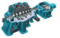 Номенклатура запасных частей к Центробежным компрессорам  К-1700-61-1