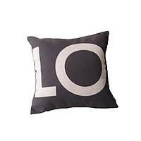 Декоративна подушка Love (Лав) парна