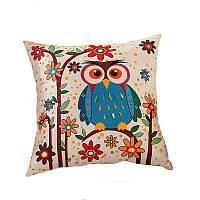 Декоративна подушка Сова 5