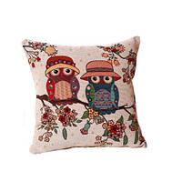 Декоративна подушка Сова 2