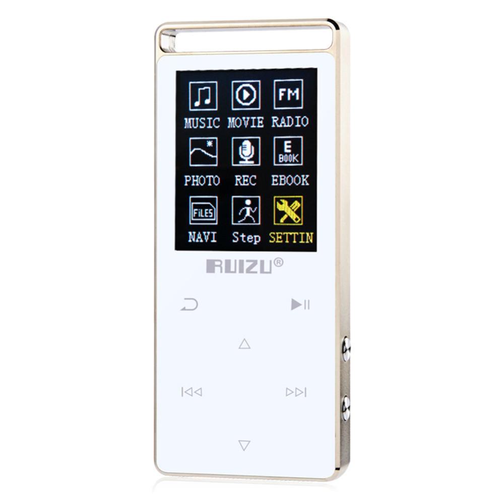 MP3 Плеер RuiZu D01 8Gb Original Белый