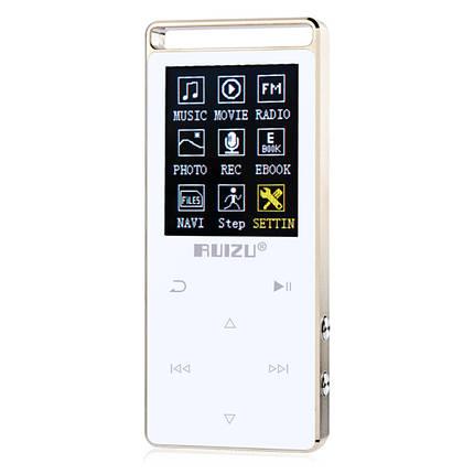 MP3 Плеер RuiZu D01 8Gb Original Белый, фото 2