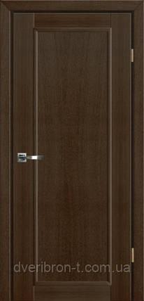 Двери Брама 36.1 шпон дуба венге, фото 2