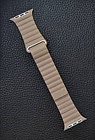 Ремешок Apple Watch Leather Loop 42 mm Коричневый