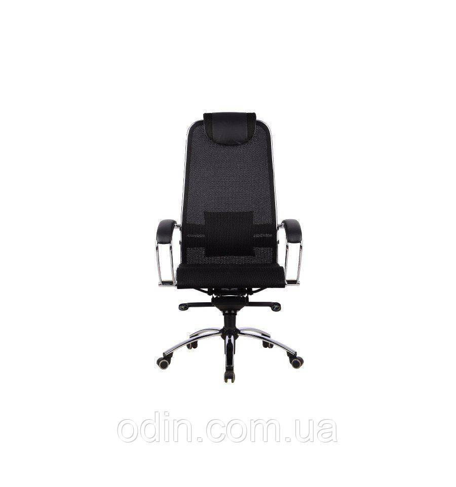 Кресло Samurai S1 Black Plus