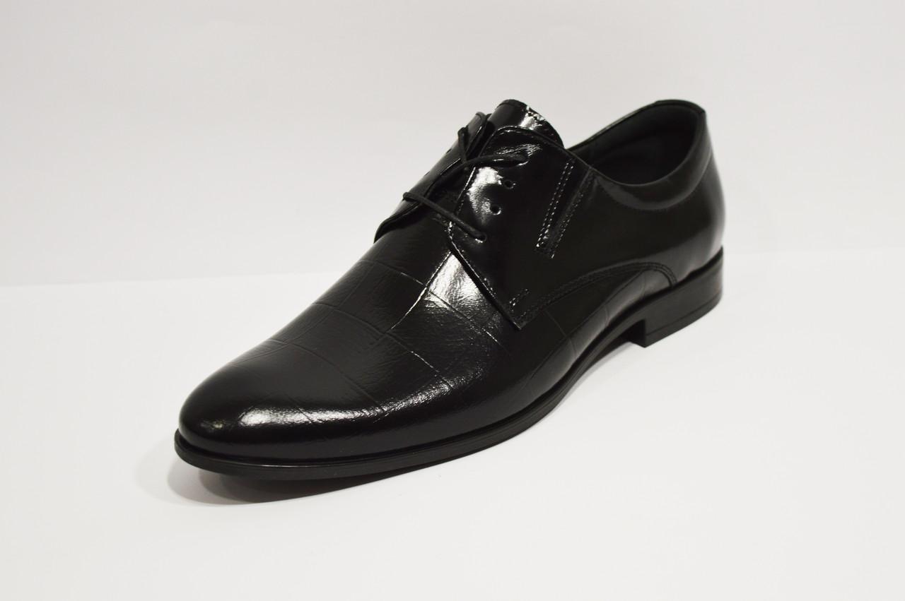 Туфли классические из натуральной кожи Tapi