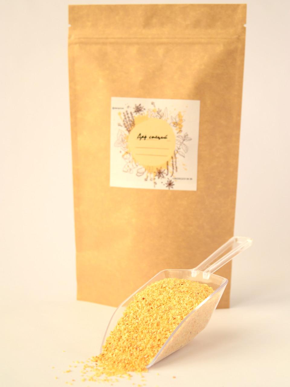 Чеснок сушеный гранула  1,2*2,4мм  (16*26меш)