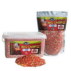 Прикормка Big Carp Series Baits Strawberries (Клубника)