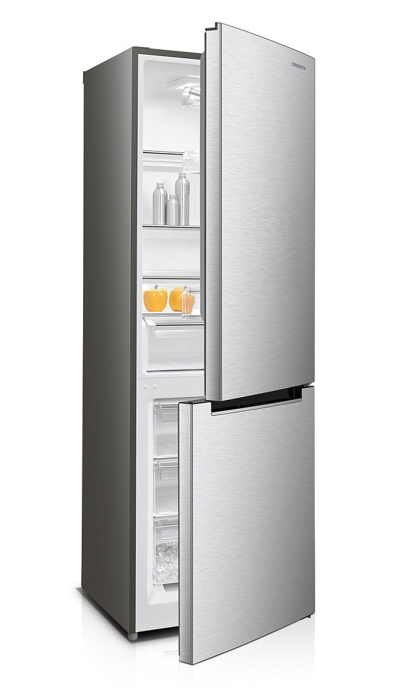 Двухкамерный холодильник Liberty HRF-335 X