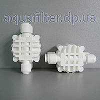 Четырехходовой клапан Organic для систем обратного осмоса, фото 1