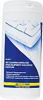 Салфетки для очистки оргтехники Buromax BM.0801