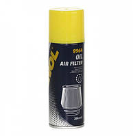 Пропитка для воздушных фильтров нулевого сопротивления Mannol Air Filter Oil 200 мл