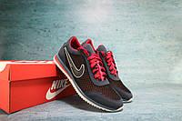 Мужские кроссовки Nike Черный/Красный 10782 р. 40 42 44 45