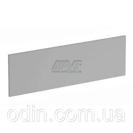 Перегородка М322 АртМобил (1350х18х400мм) серый/кромка серый металлик 140317