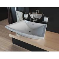 Умывальник для ванной комнаты Kerabad КВW180 (раковина Kerabad  КВW180) 73*47 Нестандартная форма
