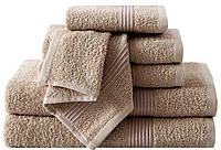 Махровое полотенце 50х90 Casual Avenue Downtown flax