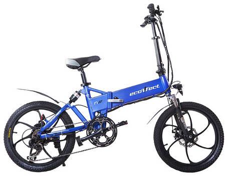 Электровелосипед Ecofect, фото 2