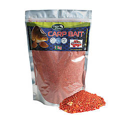 Прикормка Carp Bait Strawberries (Клубника) 1kg
