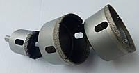 Алмазное сверло - сухое сверление, по плитке, керамограниту под дрель СAK Hard Ceramic 60x2/5x31x29/10