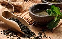 Чай китайский зеленый крупный лист