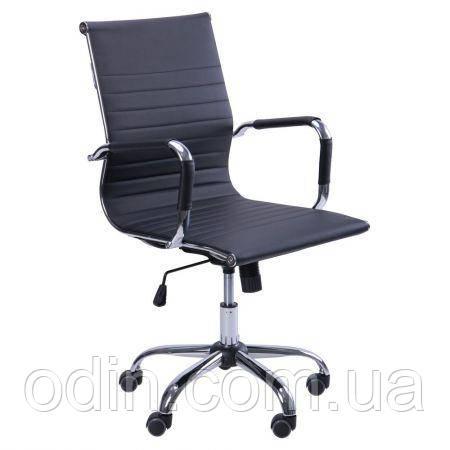 Кресло Slim LB (XH-632B) черный 512062