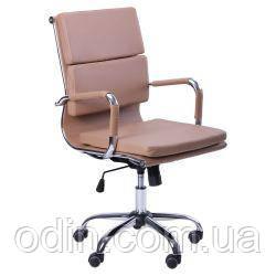 Крісло Slim FX LB (XH-630B) беж 512075