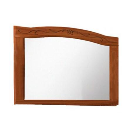 "Зеркало 70 ""Николь"" МДФ (яблоня), фото 1"