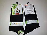 Носки бамбуковые мужские Byt Club, лето, черные, фото 1