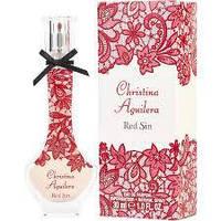 Christina Aguilera Red Sin - женская туалетная вода