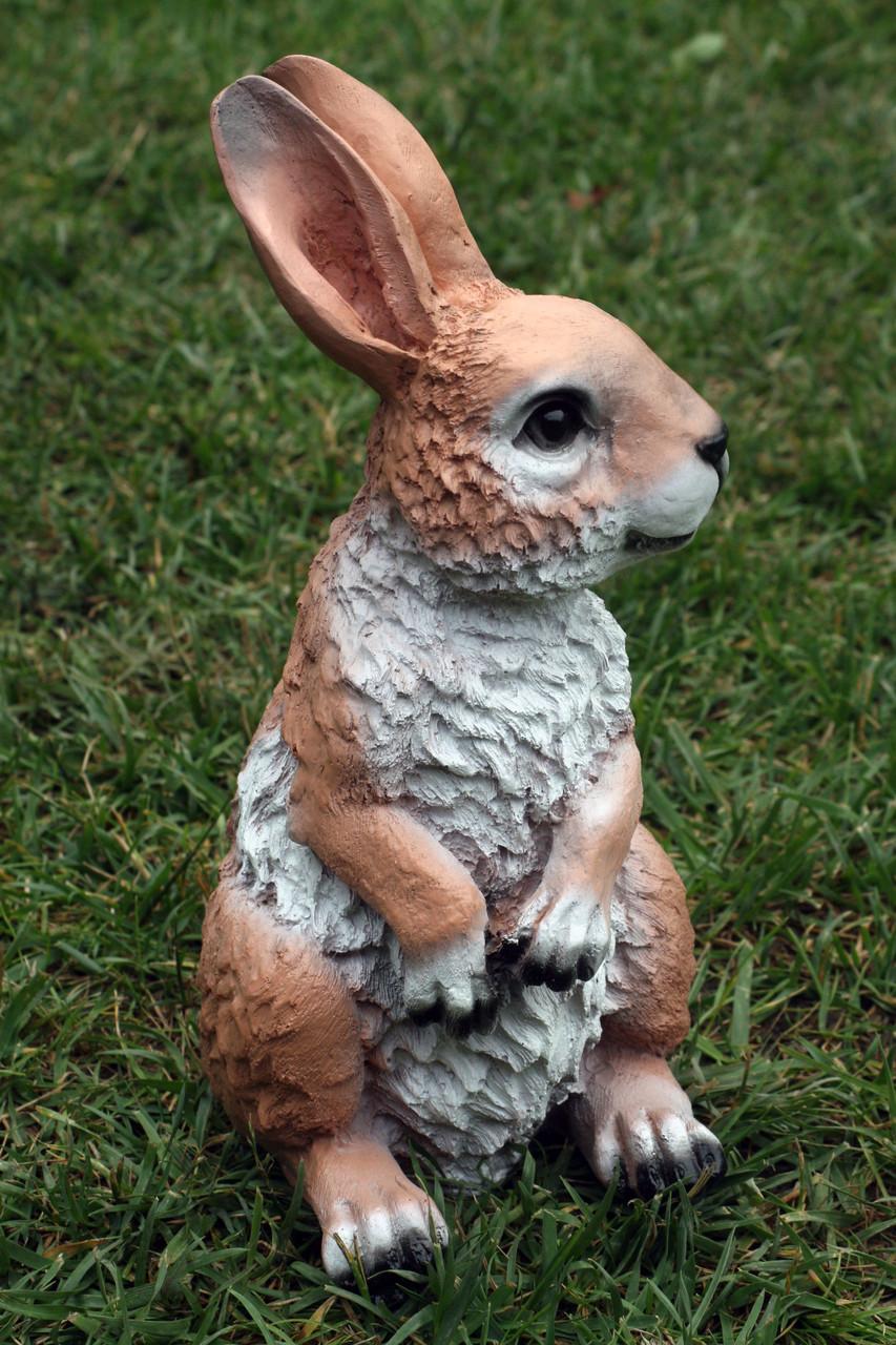 Заяц сидячий H-34см
