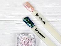 Втирка для ногтей Shine Glitters №2