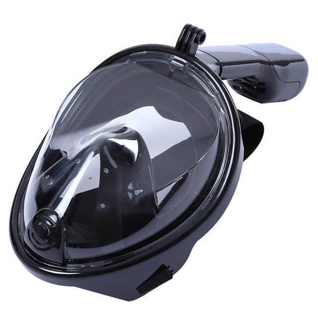 Маска для подводного плавания BS Diver полнолицевая