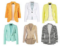 Модные советы: 3 стильных женских пиджака из твоего гардероба