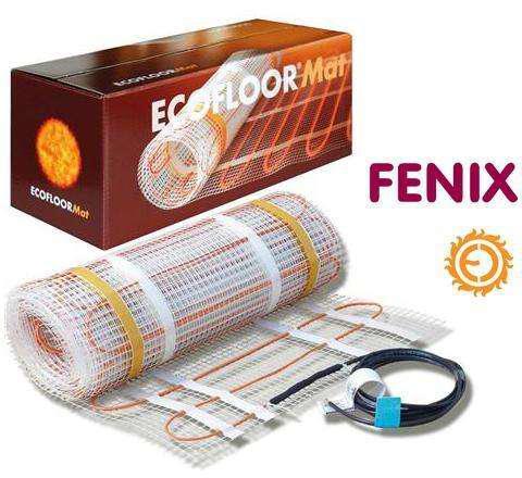 Fenix LDTC 160 - 2,60 м2 (410 Вт) Нагрівальний мат двожильний для теплої підлоги