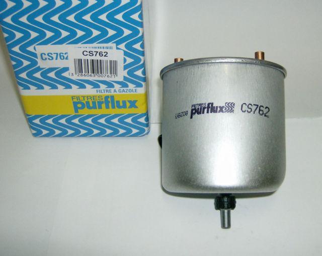 Фильтр очистки топлива Purflux cs762 для автомобилей Citroen, Fiat, Peugeot